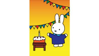 Verjaardag Nijntje.Bibliotheek Ermelo Viert Verjaardag Nijntje Tijdens Fete De