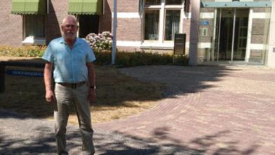 Cor Louwerse, raadslid CDA Ermelo.