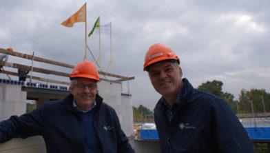 Wouter de Vries en Jan Hendrikse.