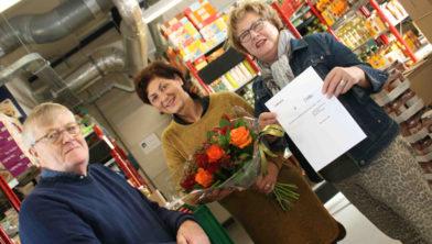 Gijs van Norden, Yolanda Bos en Antoinette Walenberg.