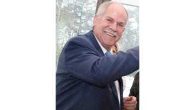 Klaas Mollema, voorzitter van Stichting Salem Ermelo.