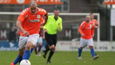 Elroy Martens scoort tweemaal voor FC Horst.