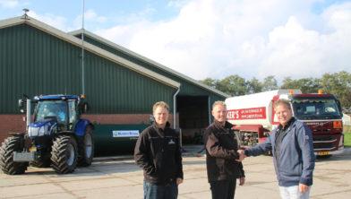 Henri en Wouter Timmer en Chris van Lopik.