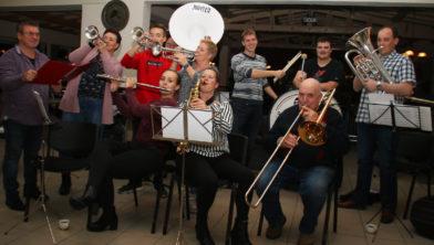 Entertainment-orkest EDG.