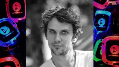 Ilya Petoukhov is de 'stille' dj van de avond.