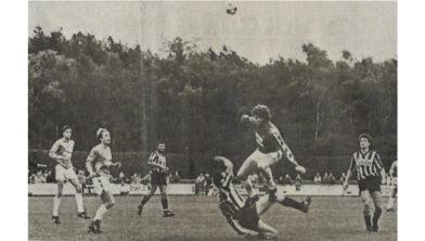 Derby DVS'33 – VVOG in oktober 1989.