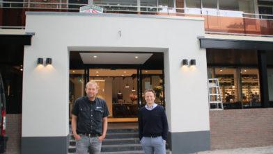Roel Oosterhoff en Arie Tempel.