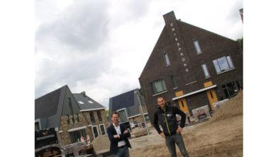 Peter van de Kolk en Bart van Wincoop.