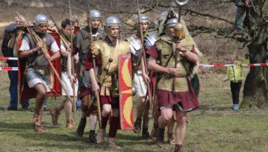 Ermelo was een aantrekkelijke plek voor de Romeinen.
