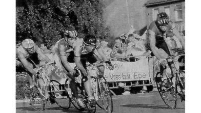 Hevige strijd in de Ronde van Ermelo.