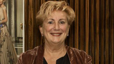 Waarnemend burgemeester Dorine Burmanje (66).