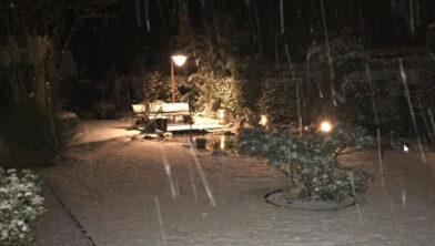 16 januari dit jaar kreeg Ermelo al een voorproefje van het winterse weer.