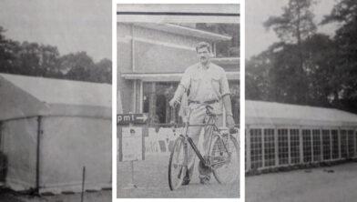 Luup Blom, van 1990 tot en met 1997 tehuisleider van het PMT Ermelo.