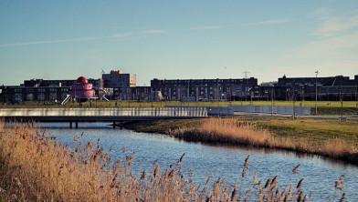 Libelle Zomerweek in buurt van Almere Poort.