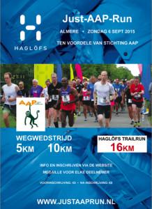 Flyer Just-AAP-Run