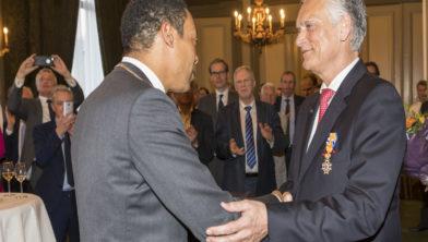 Harry van Dorenmalen ontvangt koninklijke onderscheiding