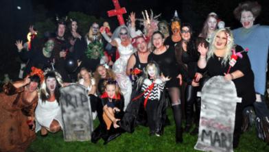 Halloween Feest Almere.Halloween Op Achterwerf Almere Haven Almere