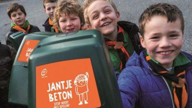 Jantje Beton collecte