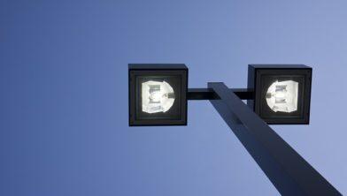 Straatverlichting (Ter illustratie).