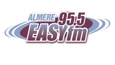 Lokale radiozender van Almere