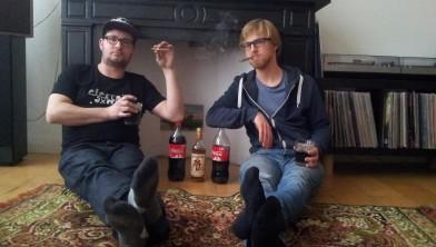 Maarten en Willem