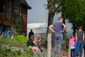 Rook uit het dak van Rivian