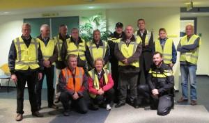 Het team van Stellendam