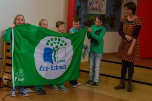 Groene Vlag voor Daltonschool-1