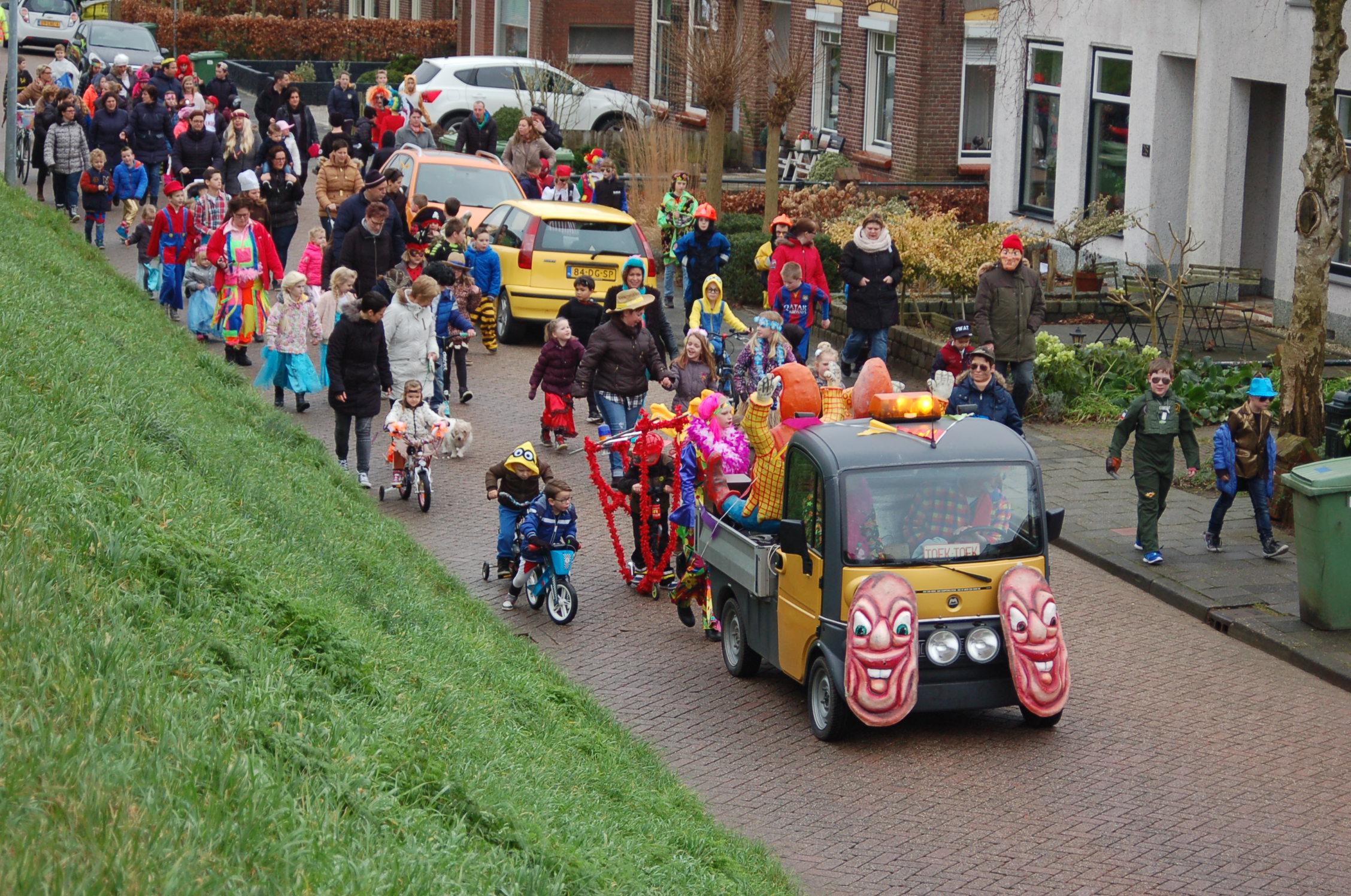 Carnaval ollie b bommel