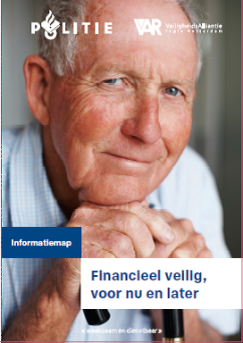 Campagne financieel veilig voor nu en later - afbeelding map