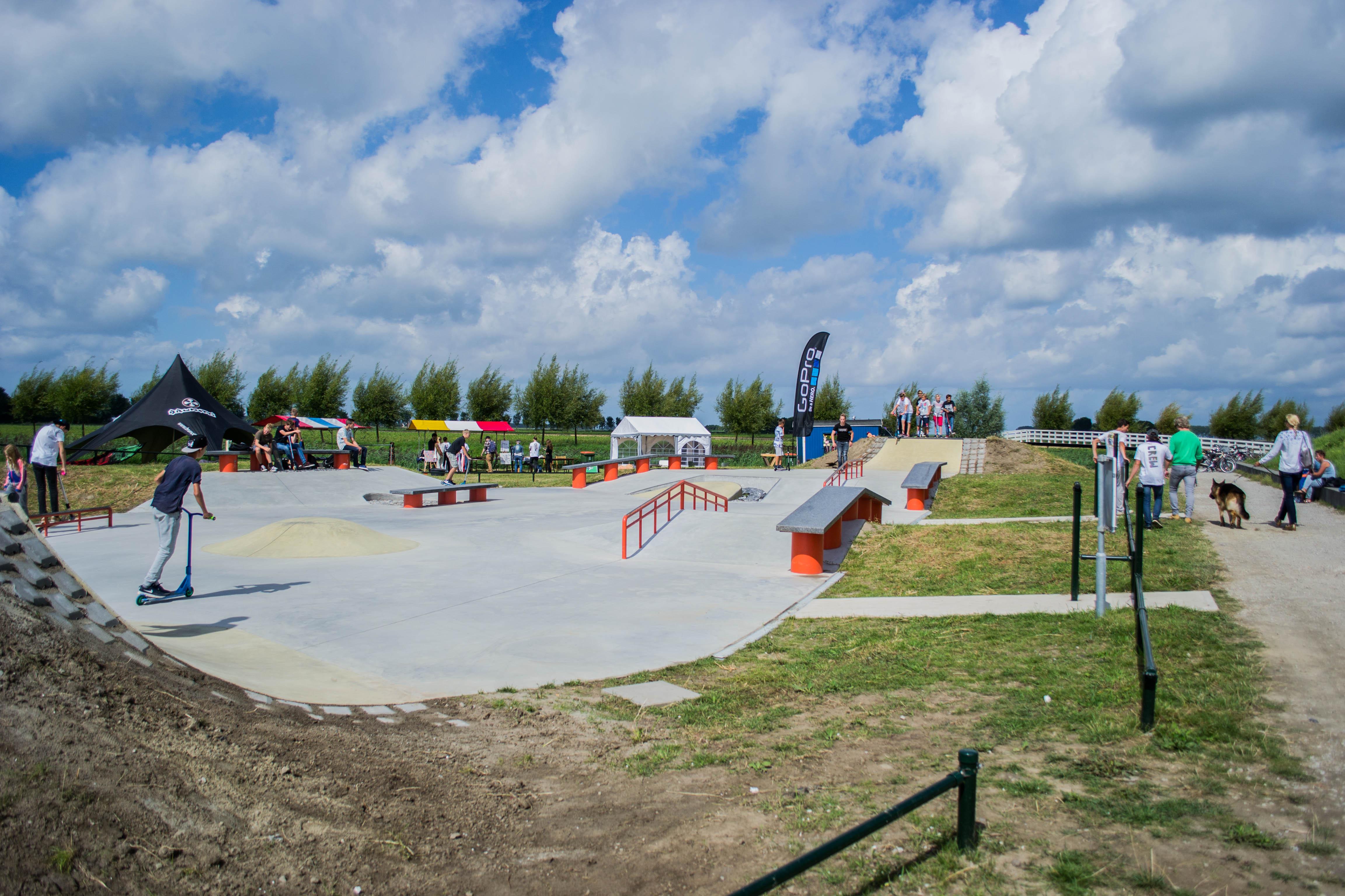 Opening Skatepark Sommelsdijk-1