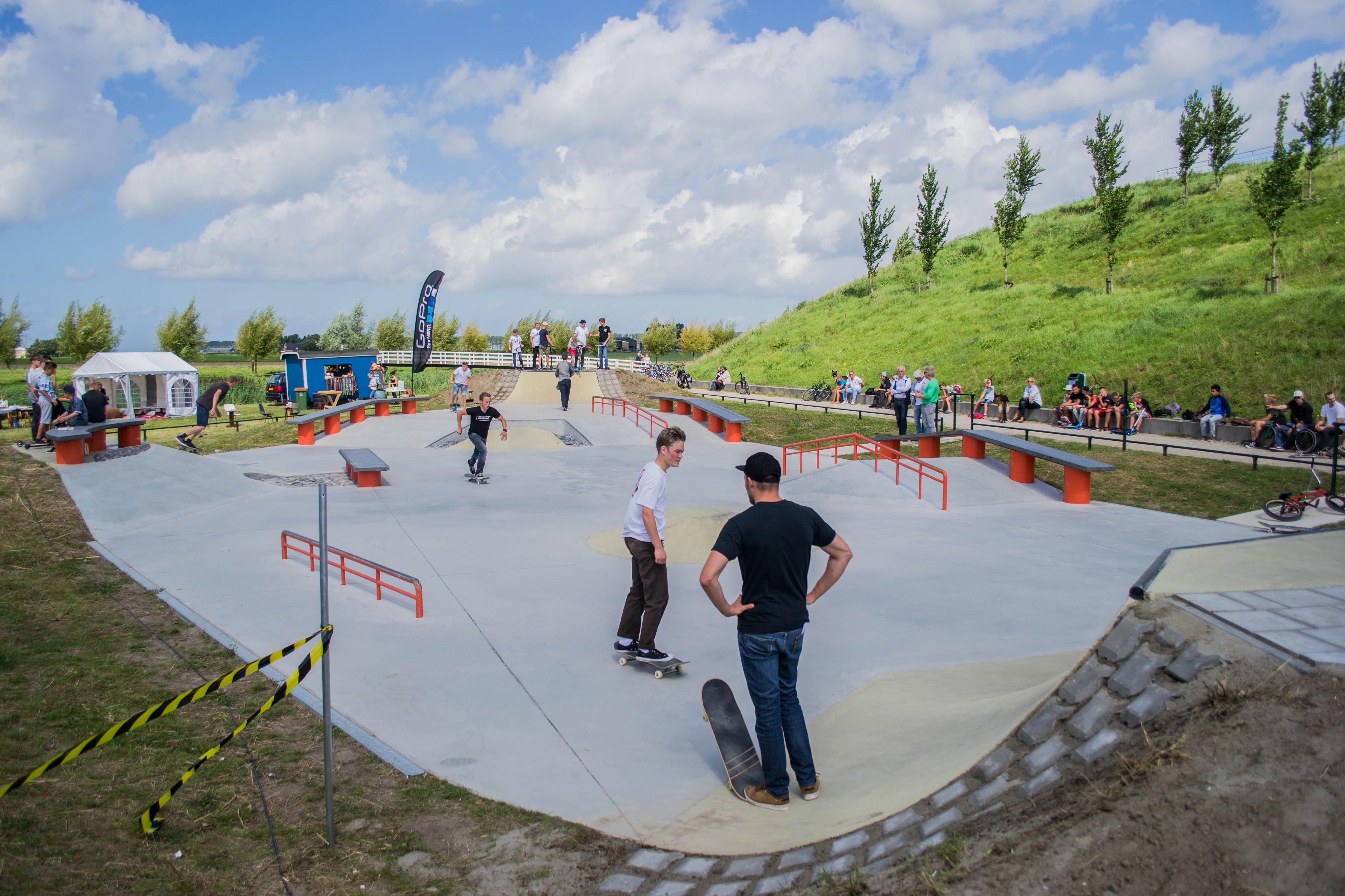 Opening Skatepark Sommelsdijk-2
