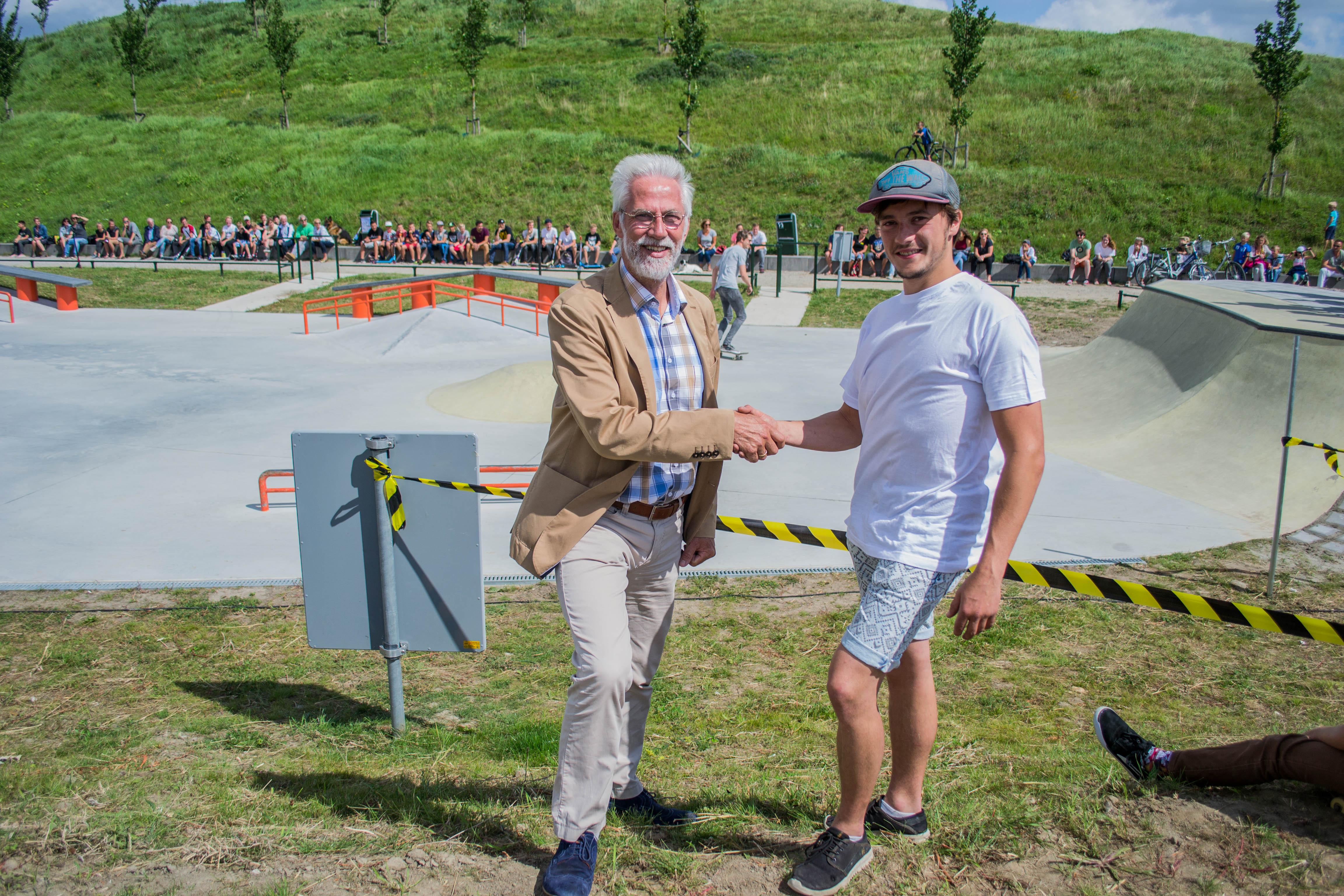 Opening Skatepark Sommelsdijk-3
