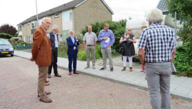 Gemeenteraad bezoekt Achthuizen