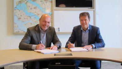 Nieuw contract met CityTec - Goeree-Overflakkee