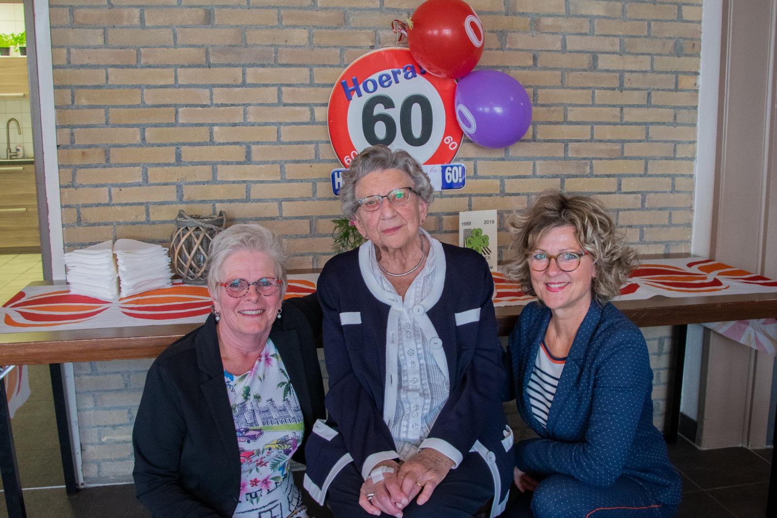 RK Vrouwenbond Achthuizen 60 jaar