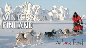 Winters-Lapland