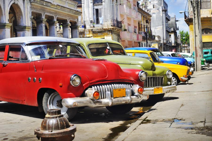 Cuba�20classic�20cars