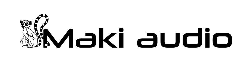 Maki Audio logo