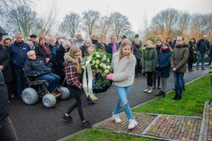 Watersnoodramp Herdenkingsdienst Oude-Tonge 2020
