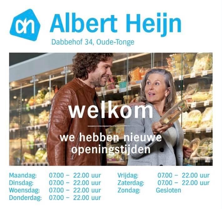 Albert Heijn Oude-Tonge full