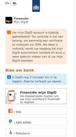 Phishing-digid-sms