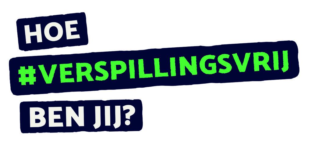Verspillingsvrij logo verspillingsvrije week voedselverspilling