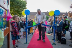 Opening Kompas Middelharnis wethouder Feller