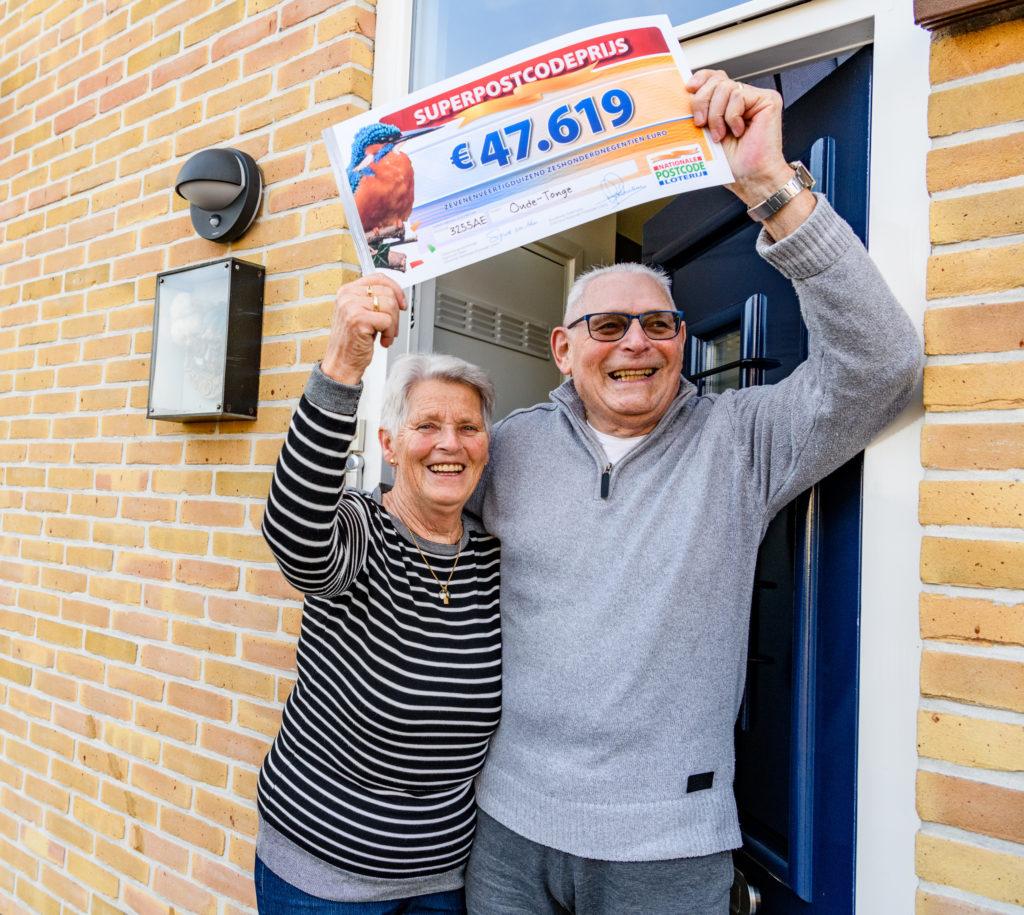 Oude-Tonge wint SuperPostcodePrijs 1 miljoen
