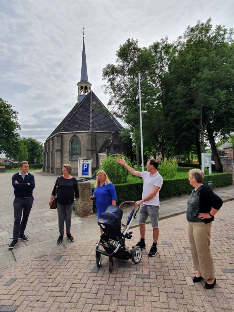 Dorpstour CDA Den Bommel Stad aan 't Haringvliet