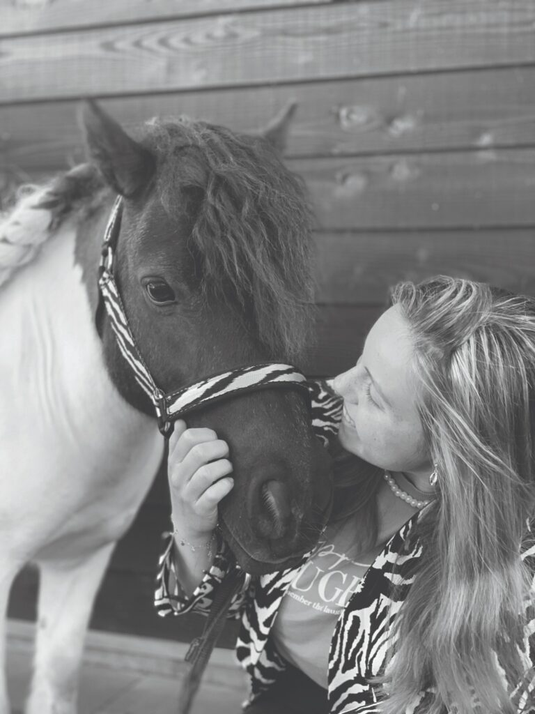 Marije Bruggeman paard indy