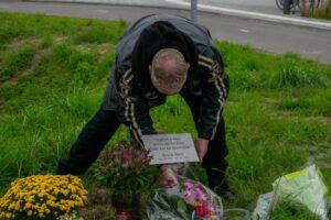 gedenkplaats voor Arno de Korte