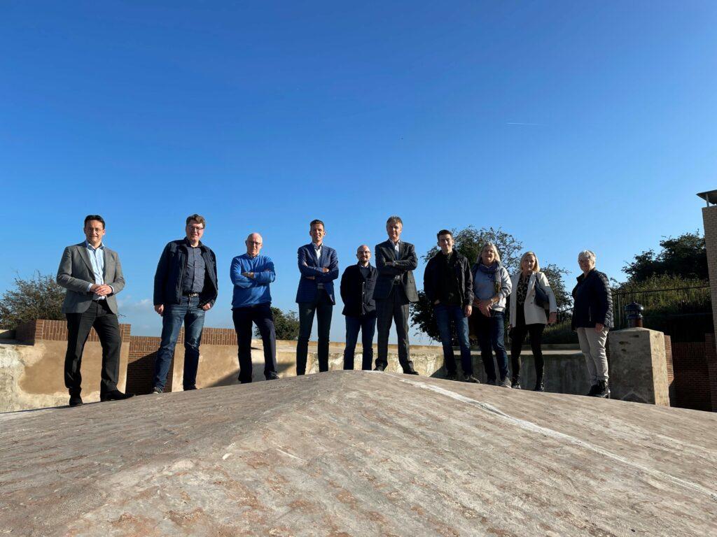 Bezoek Fort Prins Frederik 8 okt 2021