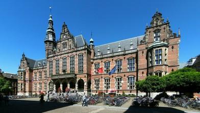 Academiegebouw van de universiteit